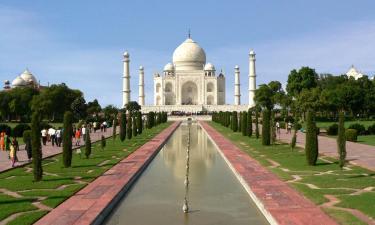 5-Star Hotels in Agra