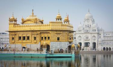 Five-Star Hotels in Amritsar