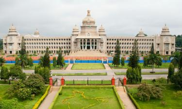 Accessible Hotels in Bangalore