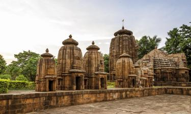 Guest Houses in Bhubaneshwar