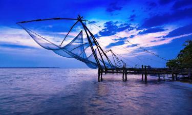 Resorts in Cochin