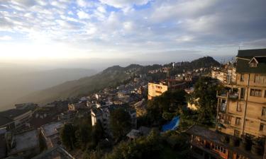 Hotels in Darjeeling