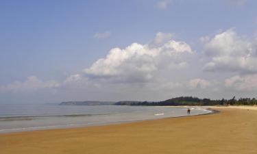 Resorts in Calangute