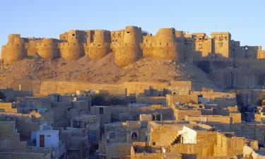 Luxury Tents in Jaisalmer