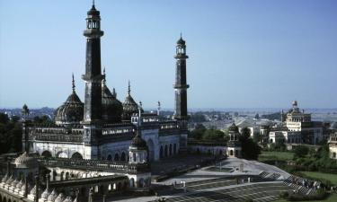 5-Star Hotels in Lucknow