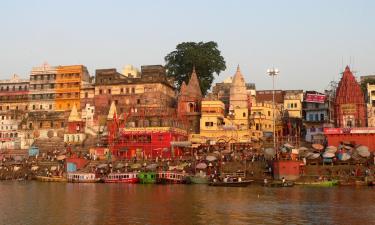 Hostels in Varanasi