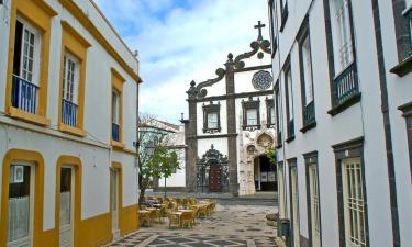 Hotels in Ponta Delgada