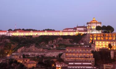 Hotéis em Vila Nova de Gaia