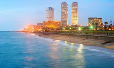 Budget hotels in Colombo