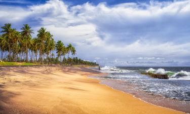 Villas en Negombo