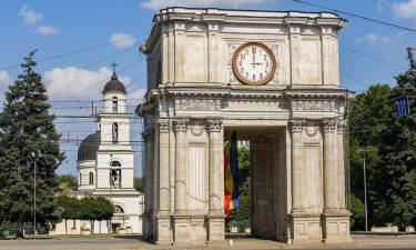 Apartamente în Chişinău