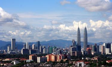 Budget hotels in Kuala Lumpur