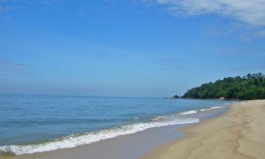 Beach Hotels in Batu Ferringhi