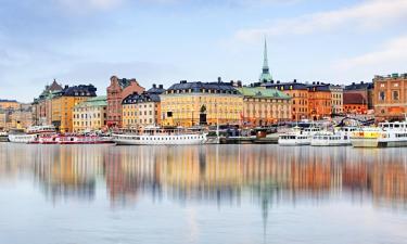 Hostels em Estocolmo