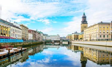Hotels in Gothenburg