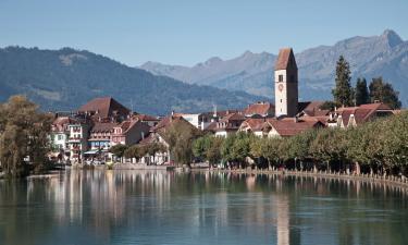 Spa hotels in Interlaken