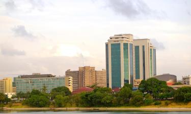 Hotels in Dar es Salaam