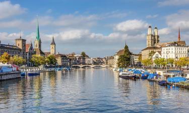 Hotels in Zurich