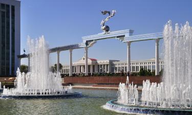 Hostels in Tashkent