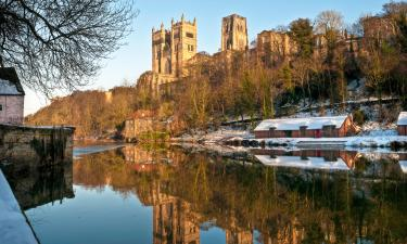 Hotels in Durham