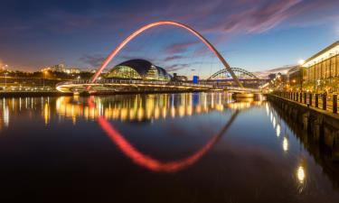 Apartments in Newcastle upon Tyne