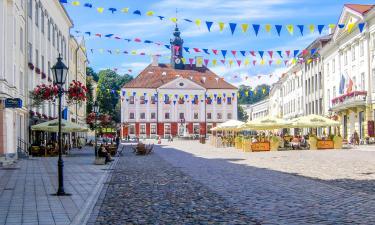 Hotels in Tartu