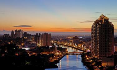 Pet-Friendly Hotels in Tainan