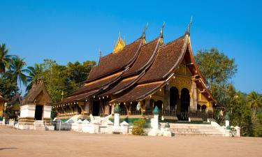 Hoteles de lujo en Luang Prabang