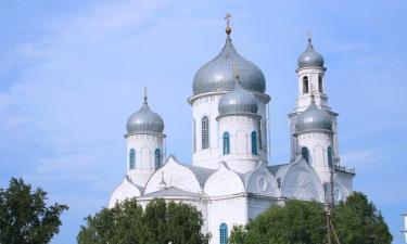 Hotels in Chelyabinsk