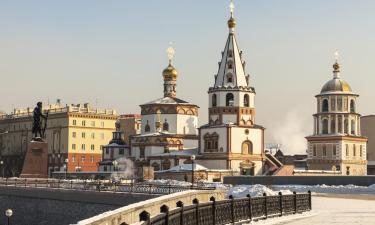 Hotels in Irkutsk