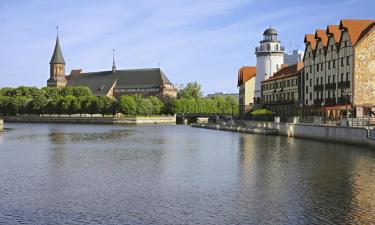 Apartments in Kaliningrad