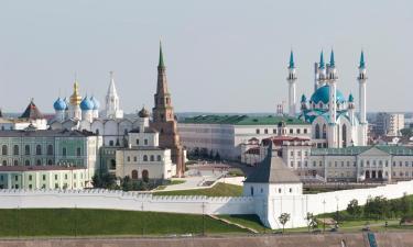 Отели в Казани