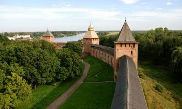 Отели в Великом Новгороде