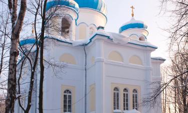 Апартаменты/квартиры в Петрозаводске