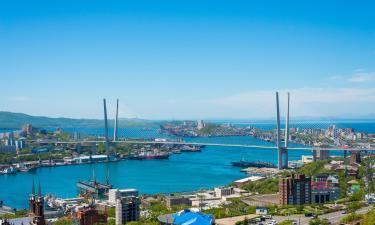 Hotels in Vladivostok