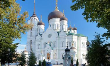 Хостелы в Воронеже