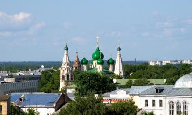 Апартаменты/квартиры в Ярославле