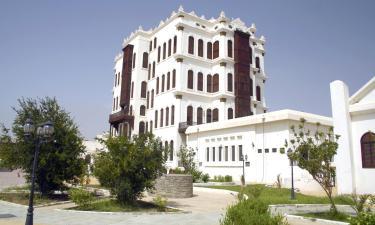 Hotéis em Taif
