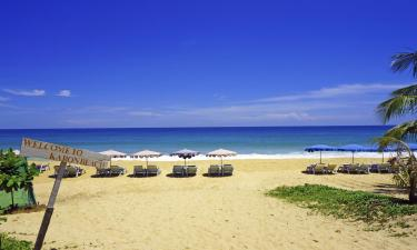 Beach Hotels in Karon Beach