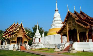Hostels in Chiang Mai
