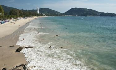 Beach Hotels in Patong Beach