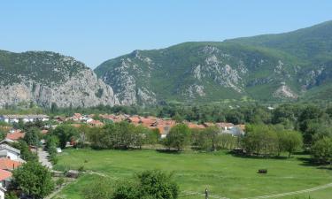 Hotéis Econômicos em Demir Kapija