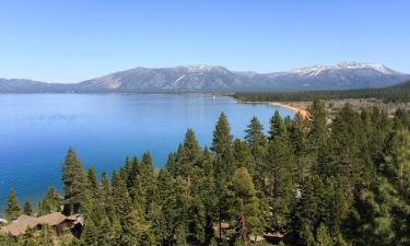 Mga hotel sa South Lake Tahoe