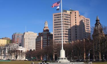 Hoteller i New Haven