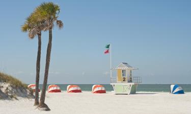Hotels in Clearwater Beach