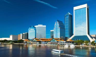 Pet-Friendly Hotels in Jacksonville