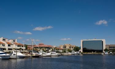 Hoteles en Pensacola