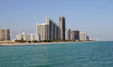 Apartments in Sunny Isles Beach