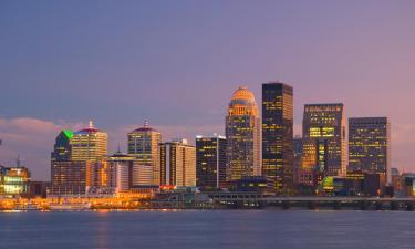 Hotellid sihtkohas Louisville