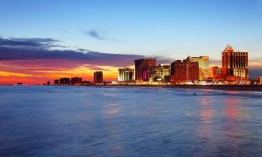 Hotels with Jacuzzis in Atlantic City